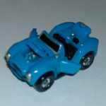 1986  Micro Machines deluxe collection III Shelby Cobra Blue @sold@